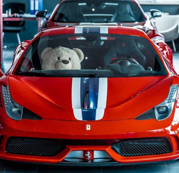 Ferrari Autogalerie Aspach